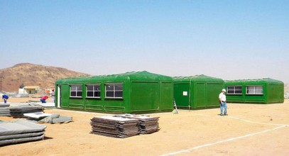 The Ice Cabin project in Eritrea