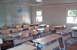 modular school project