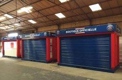 PSG Stor Mağaza Kabinleri