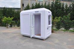 mobile shower cabin
