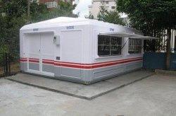 single guard hut