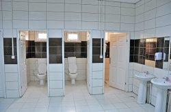 prefab modular toilet