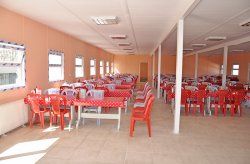 Prefabricated Dining Halls