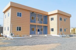 Prefabricated Work Camps