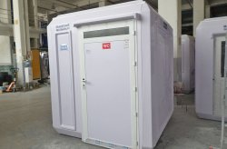 Toilet/Shower Cabin